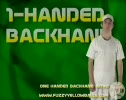 Introduction to the Tennis One Handed Backhan