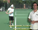 Step 3 Tennis Two Handed Backhand Swing to Co