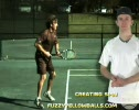 Creating Topspin on Your Forehand