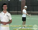 Tennis Forehand Progressions Step 2 Racket Ba