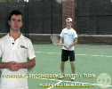 Tennis Forehand Progressions Step 3 Pivot Tur