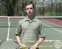 Leading with the Hip on your Tennis Serve