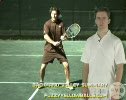 Step 3 Tennis Backhand Volley Summary